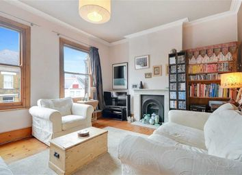 Thumbnail 4 bed flat for sale in Tredown Road, London