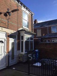 Thumbnail 2 bedroom terraced house to rent in Meadowvale, Estcourt Street, Hull