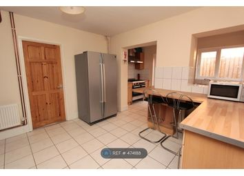 Thumbnail 6 bed terraced house to rent in Garendon Road, Loughborough