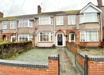 Thumbnail 3 bed terraced house for sale in Hyde Road, Coventry, West Midlands