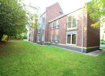 Thumbnail 2 bed flat for sale in Scholars Court, Hartshill, Stoke-On-Trent