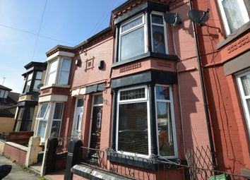 Thumbnail 3 bed terraced house to rent in Rutland Street, Bootle, Liverpool