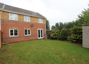Thumbnail 3 bed town house for sale in Park Crescent, Bolton-Upon-Dearne, Rotherham