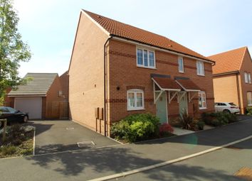Thumbnail 2 bed semi-detached house for sale in Bluebell Avenue, Nottingham