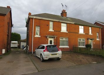 Thumbnail 3 bed semi-detached house for sale in Whinney Lane, New Ollerton, Newark