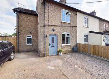 Thumbnail 3 bed cottage for sale in Ashfield Road, Elmswell, Bury St. Edmunds