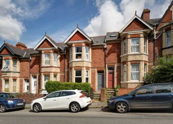 3 bed terraced house for sale in Mount Pleasant Road, Exeter EX4