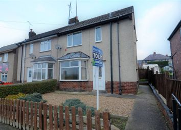 Thumbnail 2 bed semi-detached house to rent in Storforth Lane, Hasland, Chesterfield