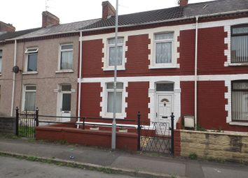 Thumbnail 3 bed terraced house for sale in Tydraw Street, Port Talbot, Neath Port Talbot.