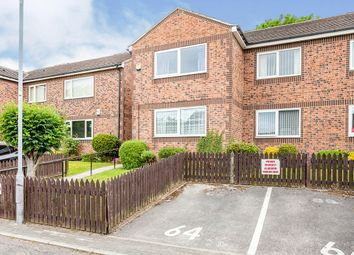 Thumbnail 1 bed flat for sale in Cullingworth Street, Dewsbury, West Yorkshire