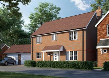 Thumbnail 4 bed property for sale in Plot 2, Peel Close, Romsey, Hampshire