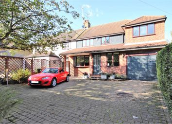 4 bed semi-detached house for sale in St. Margarets Road, Stanstead Abbotts, Ware SG12