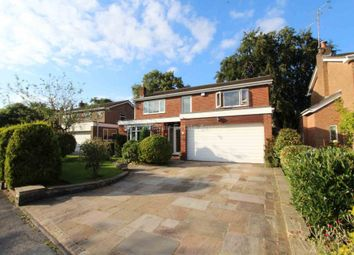 Thumbnail 4 bed detached house for sale in Summerfield Place, Wilmslow, Cheshire
