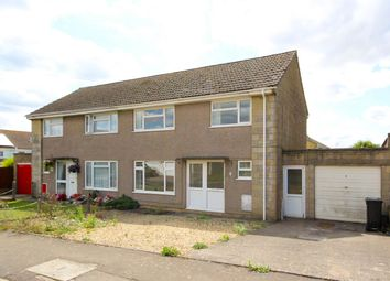 Thumbnail 3 bed semi-detached house for sale in Birgage Road, Hawkesbury Upton, South Gloucestershire