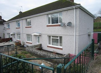 Thumbnail 2 bed flat for sale in Hillside View, Gilfach