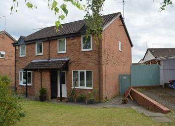 Thumbnail 3 bed semi-detached house for sale in Seagrave Court, The Glades, Northampton