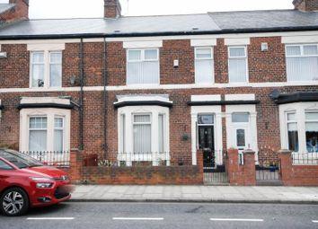 Thumbnail 3 bed terraced house for sale in Bede Burn Road, Jarrow