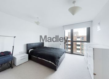 Thumbnail 1 bed flat for sale in Heron Place, Bramwell Way, London