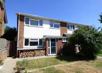 Thumbnail 3 bed semi-detached house for sale in Alverstoke, Gosport, Hampshire