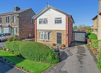 Thumbnail 3 bed detached house for sale in Mansfield Road, Burley In Wharfedale, Ilkley
