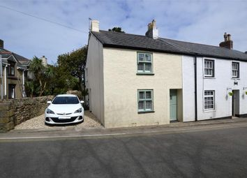 Thumbnail 2 bed end terrace house for sale in Tyringham Road, Lelant, St. Ives, Cornwall