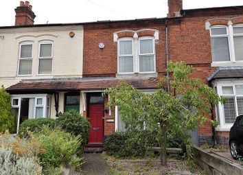 Thumbnail 4 bed terraced house for sale in Station Road, Kings Norton, Birmingham