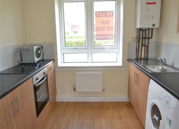 Thumbnail 2 bed flat to rent in Bedford Avenue, Clydebank
