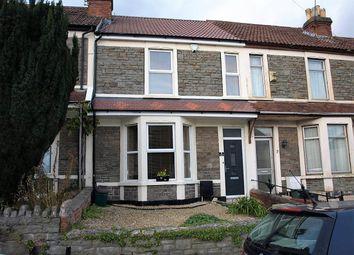 Thumbnail 2 bedroom terraced house for sale in Trelawney Park, Brislington, Bristol