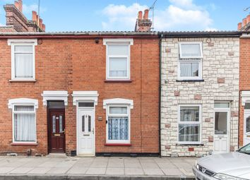 Thumbnail 2 bed terraced house for sale in Surrey Road, Ipswich