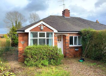 Thumbnail 2 bed property for sale in Old Road, Barlaston, Staffordshire