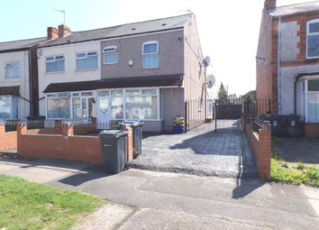 Thumbnail 4 bed end terrace house for sale in Clements Road, Yardley, Birmingham