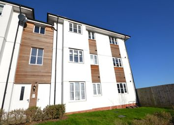Thumbnail 2 bedroom flat to rent in Poppin Court, Exeter