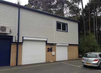 Thumbnail Industrial to let in 3 Blackhill Road, Holton Heath Industrial Estate, Poole