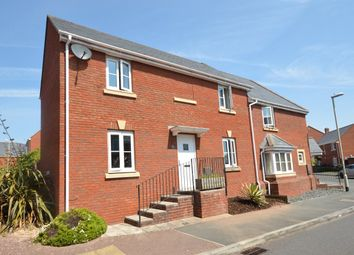 Thumbnail 3 bedroom semi-detached house for sale in Heraldry Way, Exeter