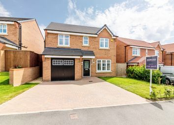 Thumbnail 4 bed detached house for sale in Lidgett Road, Mapplewell, Barnsley