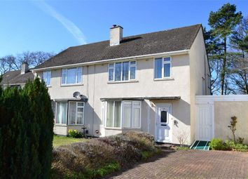 Thumbnail 3 bed semi-detached house for sale in Long Grove, Baughurst, Hampshire