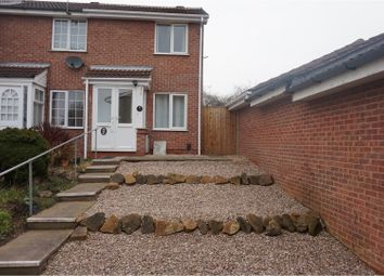 Thumbnail 1 bed end terrace house to rent in Blenheim Court, Nottingham