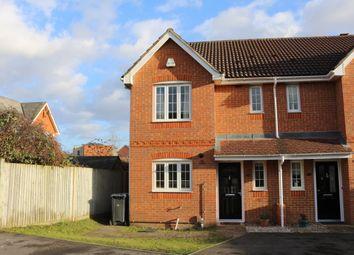 Thumbnail 3 bedroom semi-detached house for sale in Balsan Close, Basingstoke