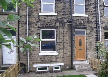 Thumbnail 1 bed terraced house to rent in Spa Mill Terrace, Slaithwaite, Huddersfield