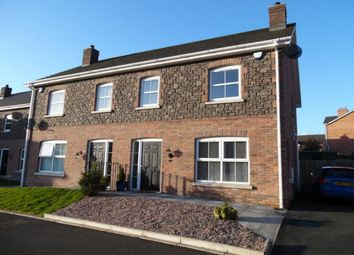 Thumbnail 3 bed semi-detached house to rent in Victoria Bridge, Newtownabbey