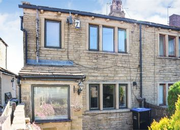 Thumbnail 2 bed cottage for sale in Binks Fold, Wyke, Bradford, West Yorkshire