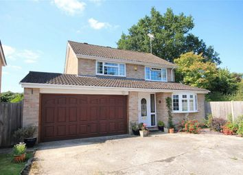 Thumbnail 4 bed detached house for sale in Charmwood Close, Newbury