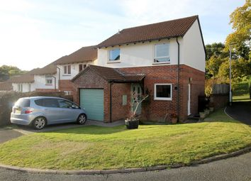 Thumbnail 4 bed detached house for sale in Newbury Close, Whitleigh, Plymouth