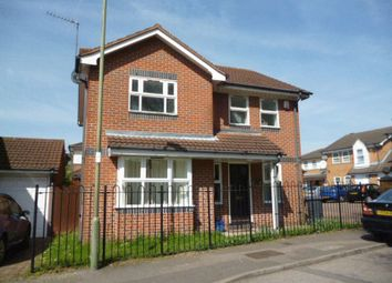 Thumbnail 4 bed detached house to rent in Tayside Drive, Edgware