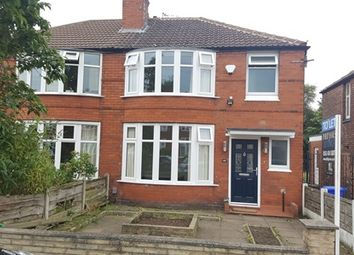 Thumbnail 3 bed semi-detached house to rent in Ashdene Road, Withington