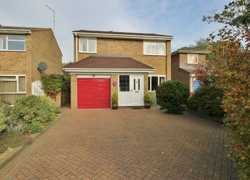 Thumbnail 3 bed detached house for sale in Townsend Road, Needingworth, St. Ives, Huntingdon