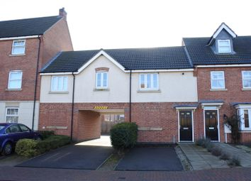 Thumbnail 2 bedroom flat for sale in Ormonde Close, Grantham