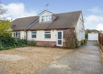 Thumbnail 3 bed semi-detached house to rent in Green Lane, Clanfield, Waterlooville