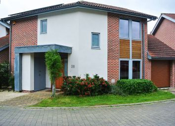 Thumbnail 3 bed detached house to rent in Penny Black Lane, Basingstoke