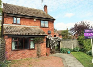 Thumbnail 3 bed detached house for sale in The Grange, North Muskham, Newark